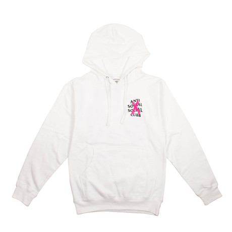 ASSC Cancelled Sweatshirt // White (S)