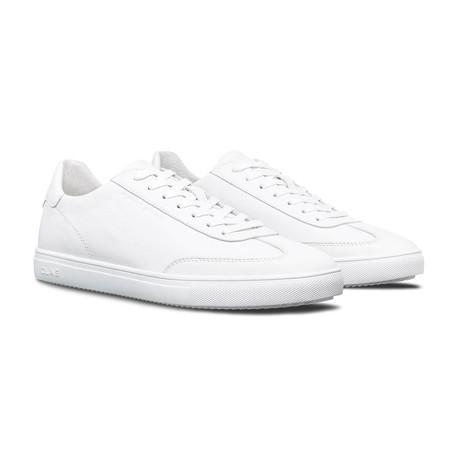 Deane Sneaker // Triple White Leather (US: 7)