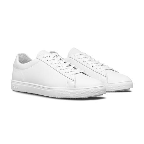 Bradley Sneaker // Triple White Leather (US: 7)