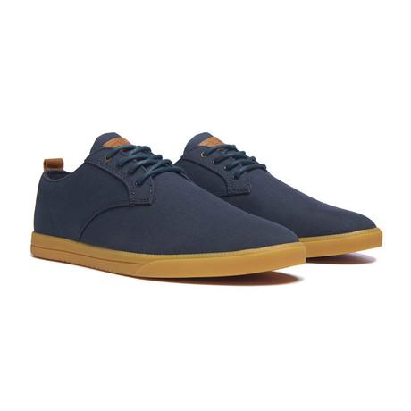 Ellington Textile Sneaker // Deep Navy Canvas (US: 7)