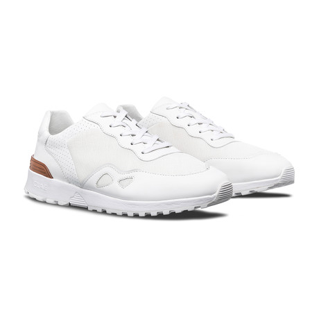 Hayden Sneaker // Triple White Leather (US: 7)