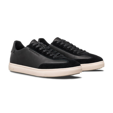 Deane Sneaker // Black Waterproof Leather (US: 7)