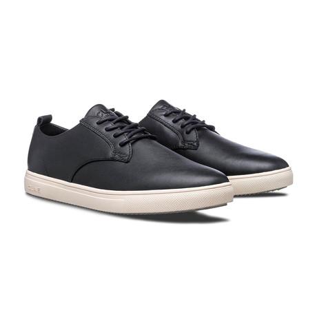 Ellington SP Sneaker // Black Milled Leather (US: 7)