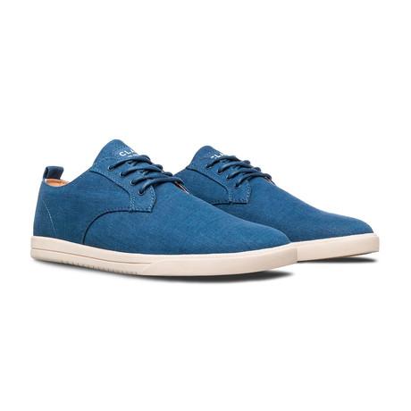 Ellington Textile Sneaker // Ensign Blue Hemp (US: 7)