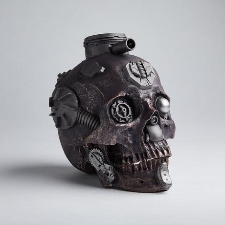 Machine Skull // Rust