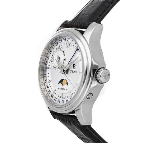 B Swiss Prestige Moonphase Automatic // 00.50507.08.13.01