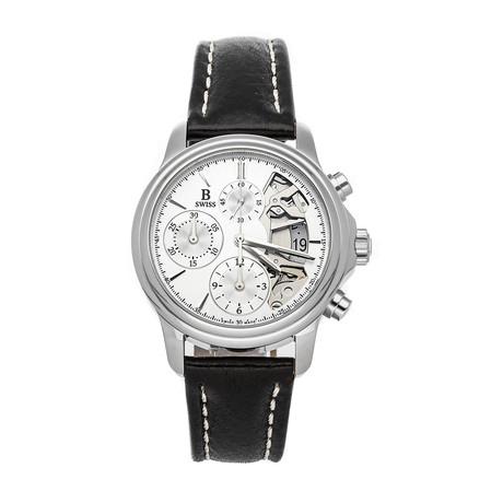 B Swiss Prestige Chronograph Automatic // 00.50506.08.13.01