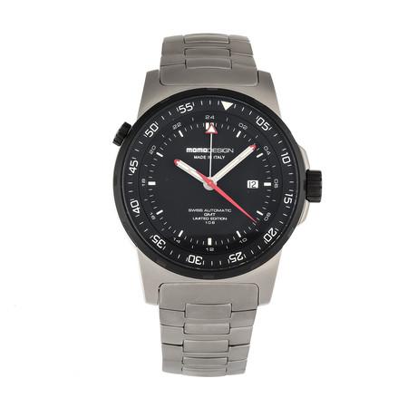 MOMO Design GMT Automatic // MD095-DIVMB-01BK
