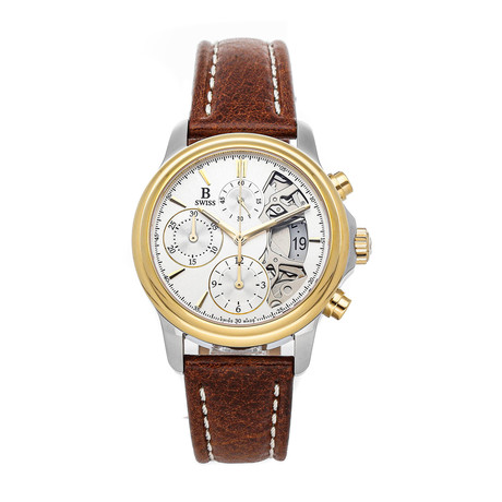 B Swiss Prestige Chronograph Automatic // 00.50506.34.13.01