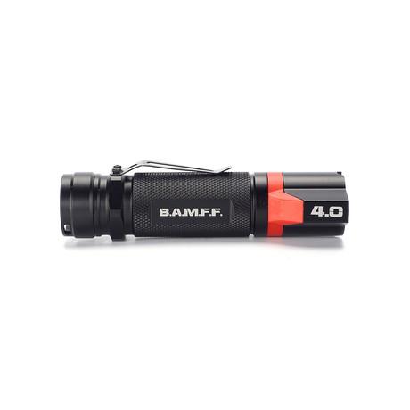 BAMFF 4.0 // Dual LED Flashlight // 400 Lumens
