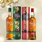 Limited Edition Holiday Whisky // Set of 2 // 750 ml Each