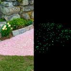 Quantum Glow-In-The-Dark Marble Stones // 3-8mm (Aqua Blaze)