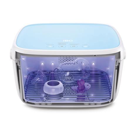59S UVC LED Light Sterilizer Cabinet (Blue)