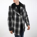 Milo Coat // Gray (2XL)