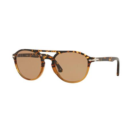 Men's 3170S Sunglasses // Havana Fade + Honey + Brown