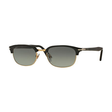 Men's 8139S Sunglasses // Black + Gray Gradient