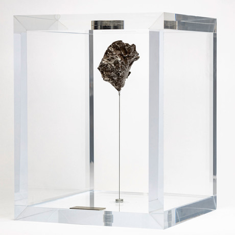 Sikhote Alin Meteorite // Siberia // Large Space Box