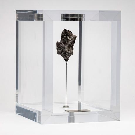 Sikhote Alin Meteorite // Siberia // Small Space Box // Ver. 3