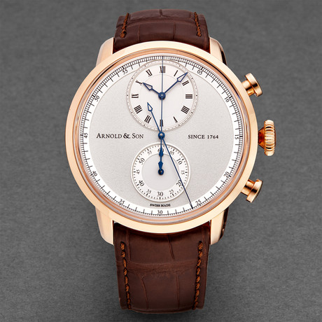 Arnold & Son CTB Chronograph Automatic // 1CHAR.S01A.C120A // New