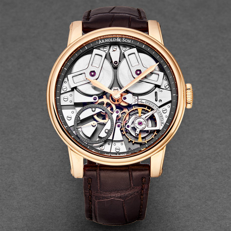 Arnold & Son TB88 Automatic // 1TBAP.SO1A.C113A // New