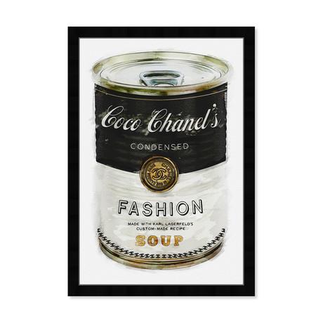 """Fashion Soup (26""""H x 18""""W x 0.5""""D)"""