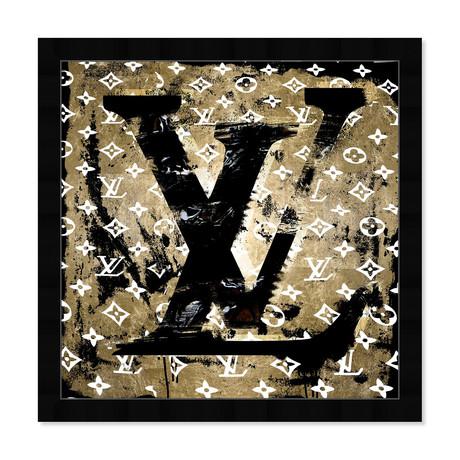 """Gold Tag (20""""H x 20""""W x 1.5""""D)"""