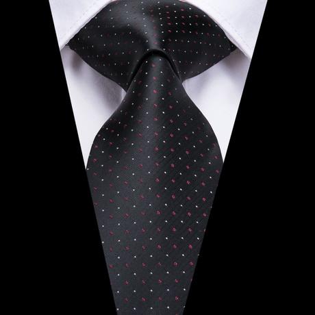 St. Clair Handmade Silk Tie // Black