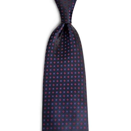 Camden Handmade Silk Tie // Black