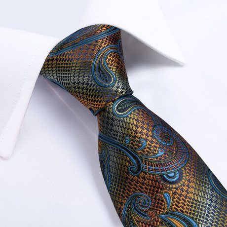 Palace Handmade Silk Tie // Multicolor