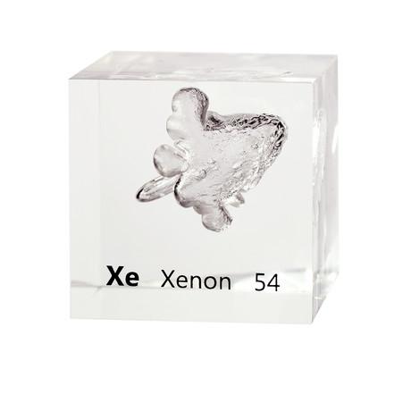 Lucite Cube // Xenon