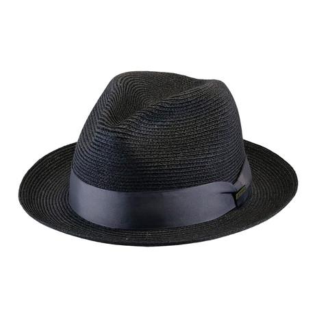 Baron Hat // Black (Medium)