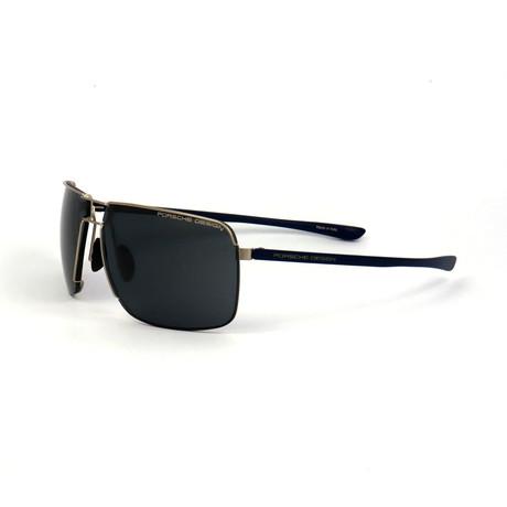 Men's P8615 Sunglasses // Black