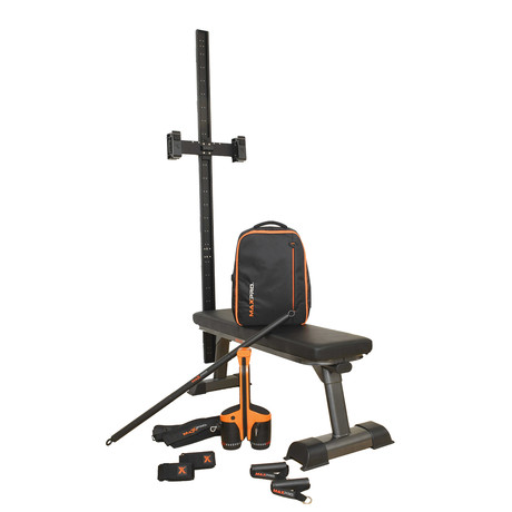 MAXPRO Full Gym Bundle