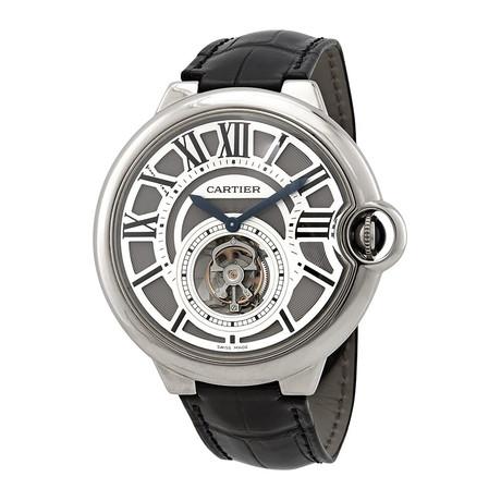 Cartier Tourbillon Automatic // W6920021 // Pre-Owned