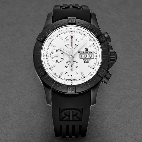 Revue Thommen Airspeed Xlarge Chronograph Automatic // 16071.6878 // Store Display