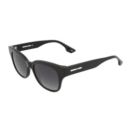 Unisex MQ0067S Square Sunglasses // Black