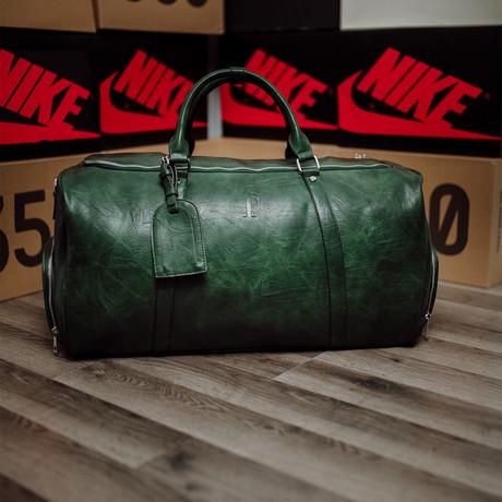 Duffle Bag // Green