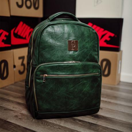 Commuter Bag // Green