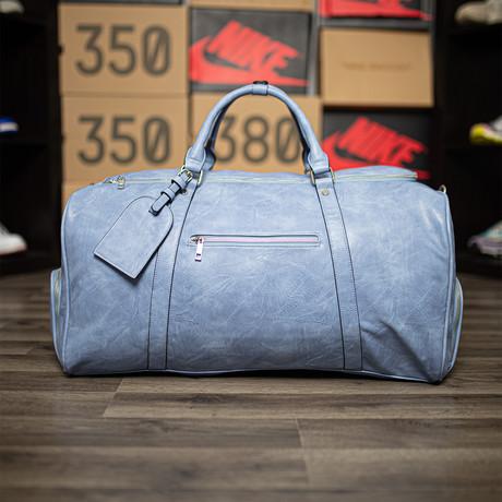 Duffle Bag // Baby Blue