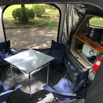 CARSULE - A Pop-Up Cabin for your Car