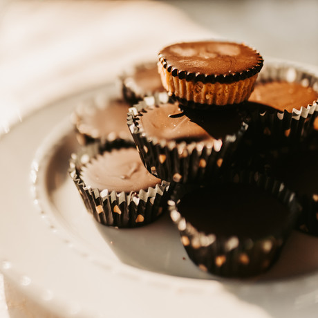 Peanut Butter Cup Gift Box // 12 Pack