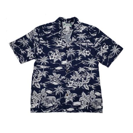 Love Shack Shirt // Navy (Small)