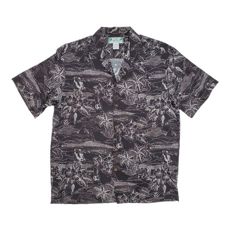 Etches of Hawaii Shirt // Black (Small)