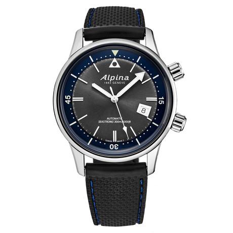 Alpina Seastrong Diver Heritage Automatic // AL-525G4H6