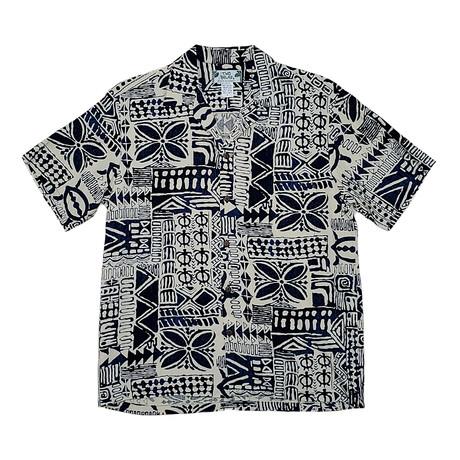 Honu Hale Shirt // Navy (Small)