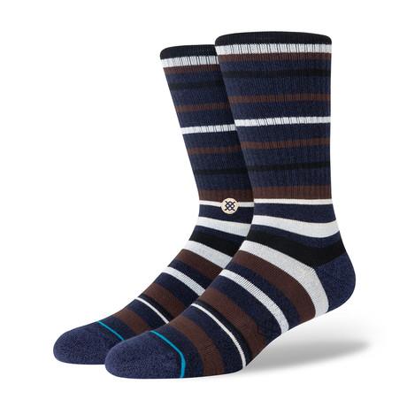 Randini Butter Blend Socks // Navy (M)