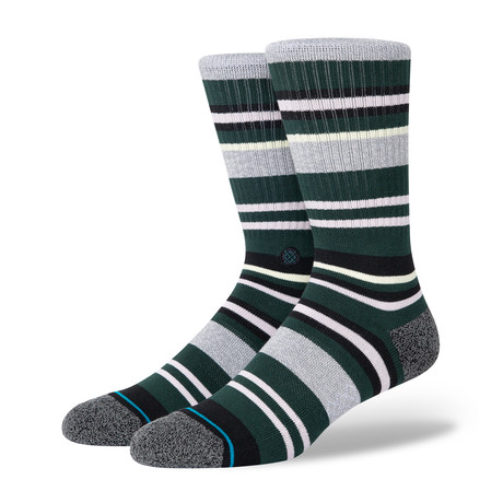 Shay Socks // Green (M)