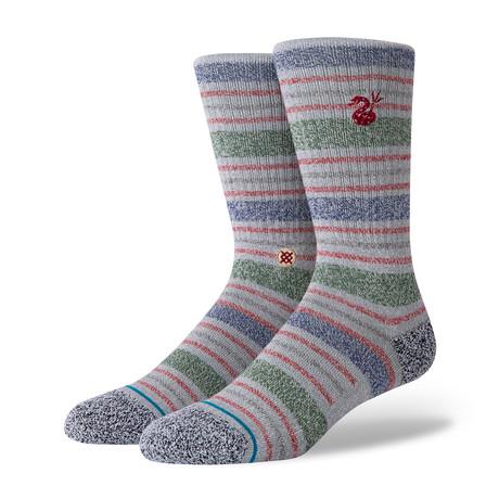 Leslie Butter Blend Socks // Gray (M)