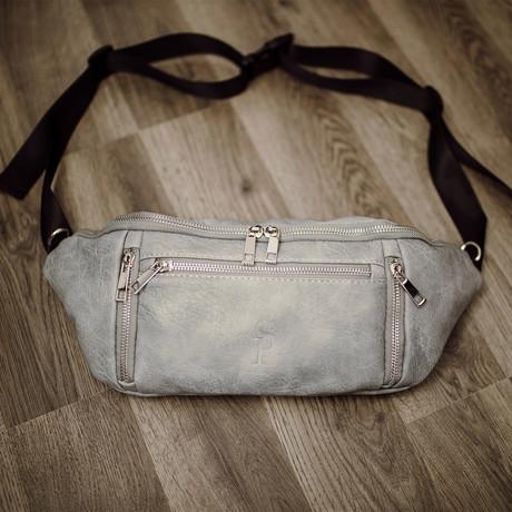 Crossbody Bag // Gray