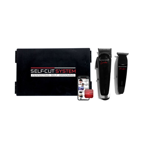Self-Cut System // 3.0 Travel Kit With Clippers